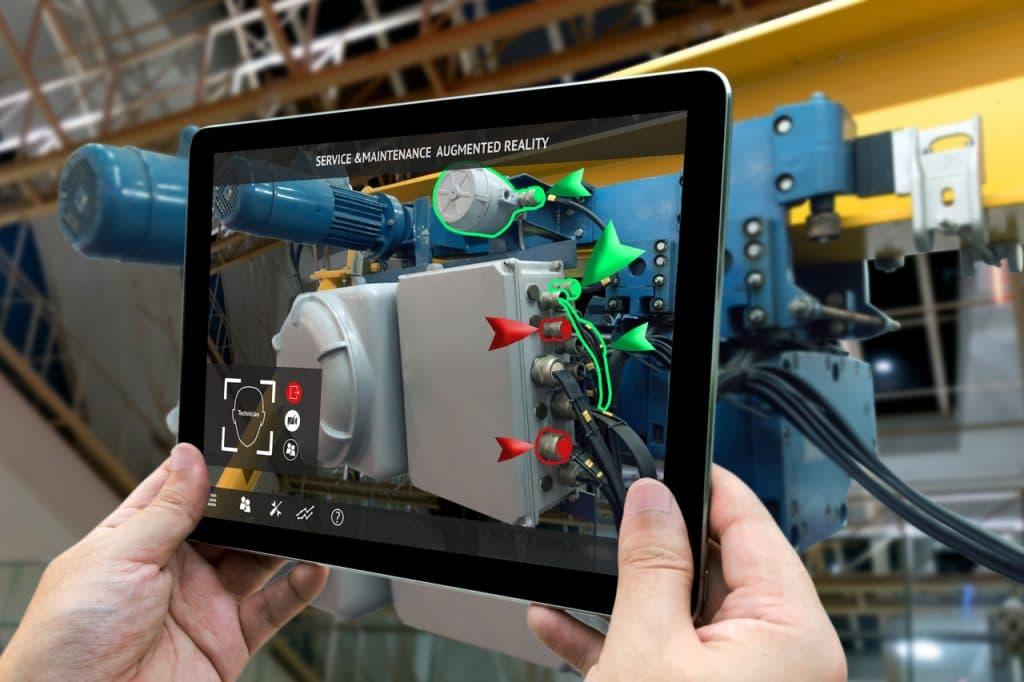 Siemens desenvolve aplicação de solução de realidade aumentada para análise de grandes volumes de dados em parceria com a startup Mix Reality