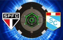 São Paulo x Sporting Cristal: como assistir ao jogo da Libertadores pela Conmebol TV