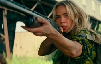 Emily Blunt denies 'Fantastic Four' rumors and talks about genre saturation