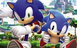 Programador recria game 'Sonic' em primeira pessoa