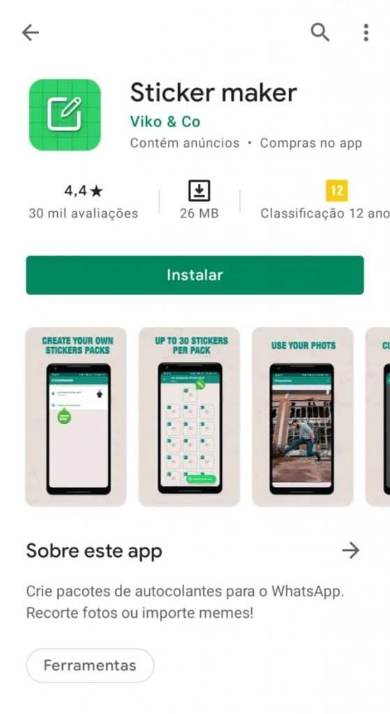 Sticker Maker no Google Play