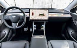 """Tesla começa a eliminar sensores de radar e aposta no piloto automático """"só de visão"""""""