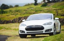 Tesla Model S equivale a automóviles de gasolina y viaja 515 km a una velocidad promedio de 120 km / h