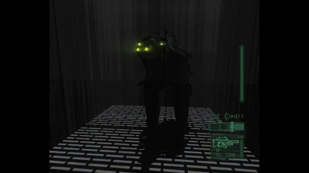 'Tom Clancy's Splinter Cell Pandora Tomorrow'. Imagem: Ubisoft/Divulgação