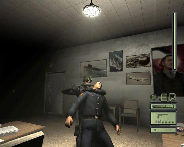'Tom Clancy's Splinter Cell'. Imagem: Ubisoft/Divulgação