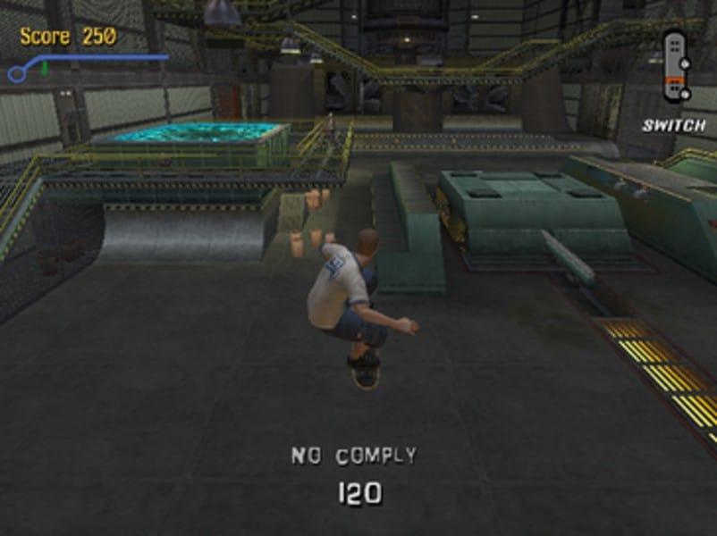 'Tony Hawk's Pro Skater 3'. Imagem: Activision/Divulgação
