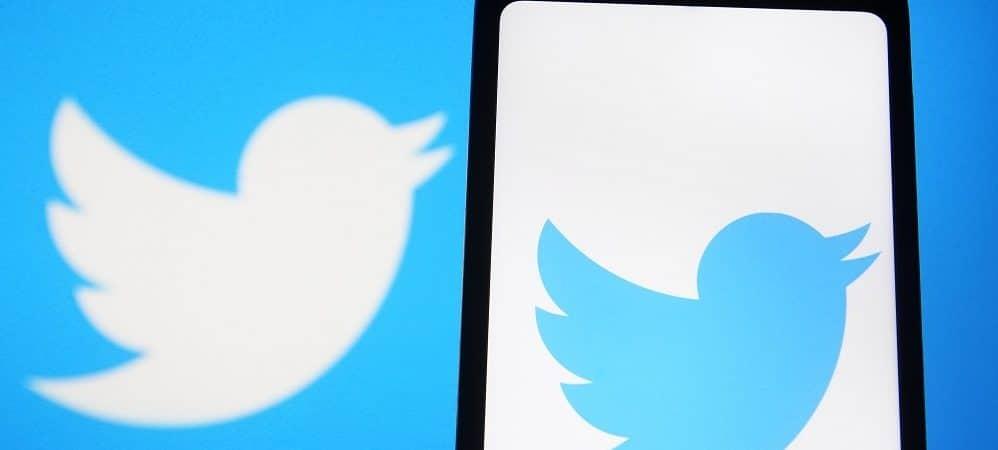 Logo do Twitter