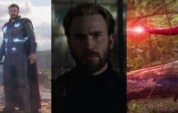13 vezes em que 'Guerra Infinita' se provou o melhor filme dos 'Vingadores'