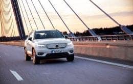 Volvo abre la preventa del XC40 Recharge, su primer coche eléctrico en Brasil