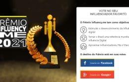 Escolha os influenciadores digitais: Saiba como votar no Olhar Digital para o Prêmio Influency.me