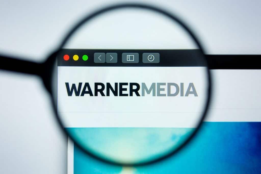 Logo da WarnerMedia, da AT&T