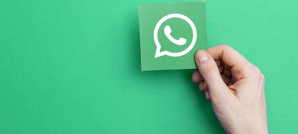 WhatsApp. Imagem: Shutterstock