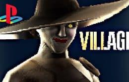 'Resident Evil Village' ganha versão para PS1; confira