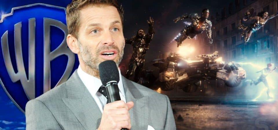 """Zack Snyder diz que Warner Bros. é """"anti-Snyder"""". Imagem: Montagem/Screenrant/Warner Bros"""