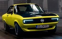 Opel Manta GSe: concepto eléctrico inspirado en el Chevette