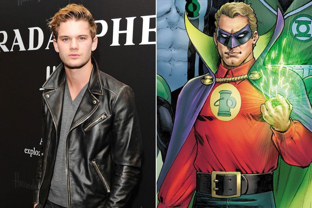 Jeremy Irvine será Lanterna Verde em série da HBO Max. Imagem: Montagem/Instagram