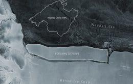 Maior iceberg do mundo pode vagar no oceano por anos antes de derreter