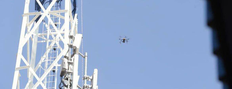Primeira antena 5G brasileira em área rural