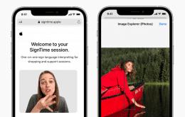 Apple anuncia atualizações de software projetadas para pessoas com deficiência