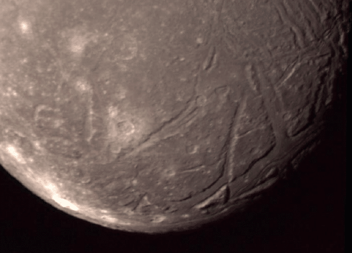ariel lua urano concurso nasa