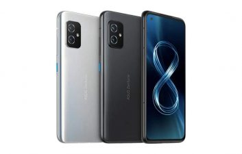 Asus launches Zenfone 8 in two models, one with a flip camera