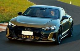 Audi RS e-tron GT confirma sucesso no mercado brasileiro e tem vendas esgotadas em 24 horas