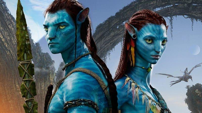 Imagem de cena do filme 'Avatar'