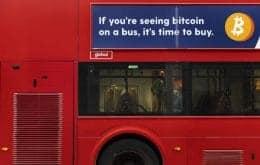 Reino Unido bane campanha publicitária que incentivava compra de bitcoin
