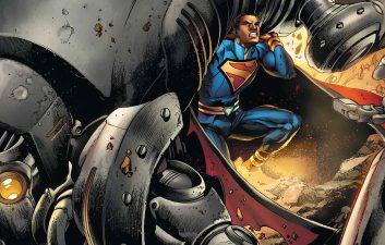 Lista: 5 actores que podrían interpretar al primer Superman negro