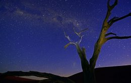 Cielo iluminado: Fireball llama la atención de los residentes de 4 estados de EE. UU.