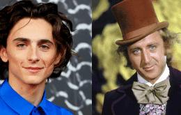 Timothée Chalamet será novo Willy Wonka dos cinemas em prequel de 'A Fantástica Fábrica de Chocolate'