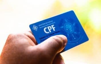 El CPF de plástico ya no existe: cómo imprimir su documento a través de Internet
