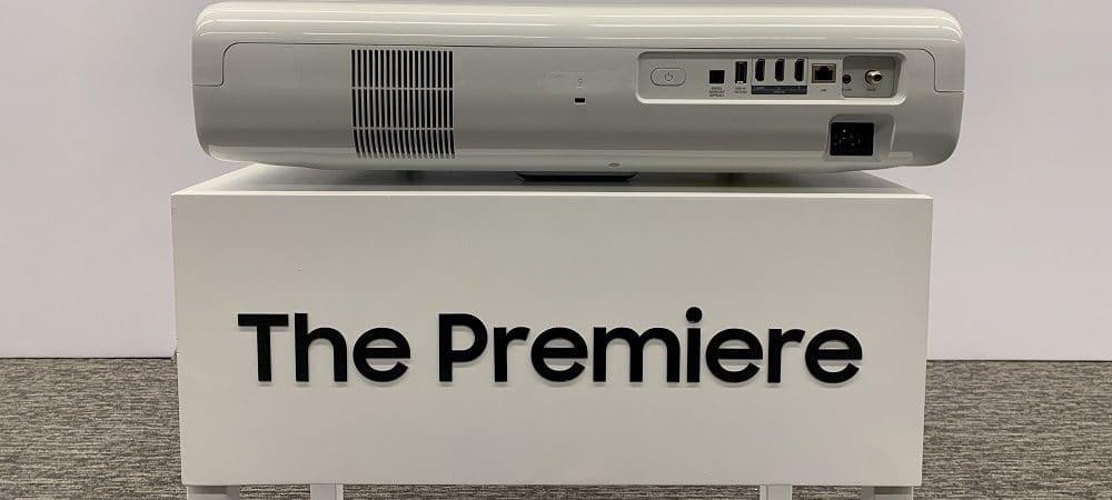 Samsung The Premiere LSP9T