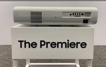 Samsung The Premiere LSP9T: testamos o projetor para 'cinema em casa'