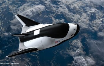 Towards the ISS: Dream Chaser will take cargo to the International Space Station