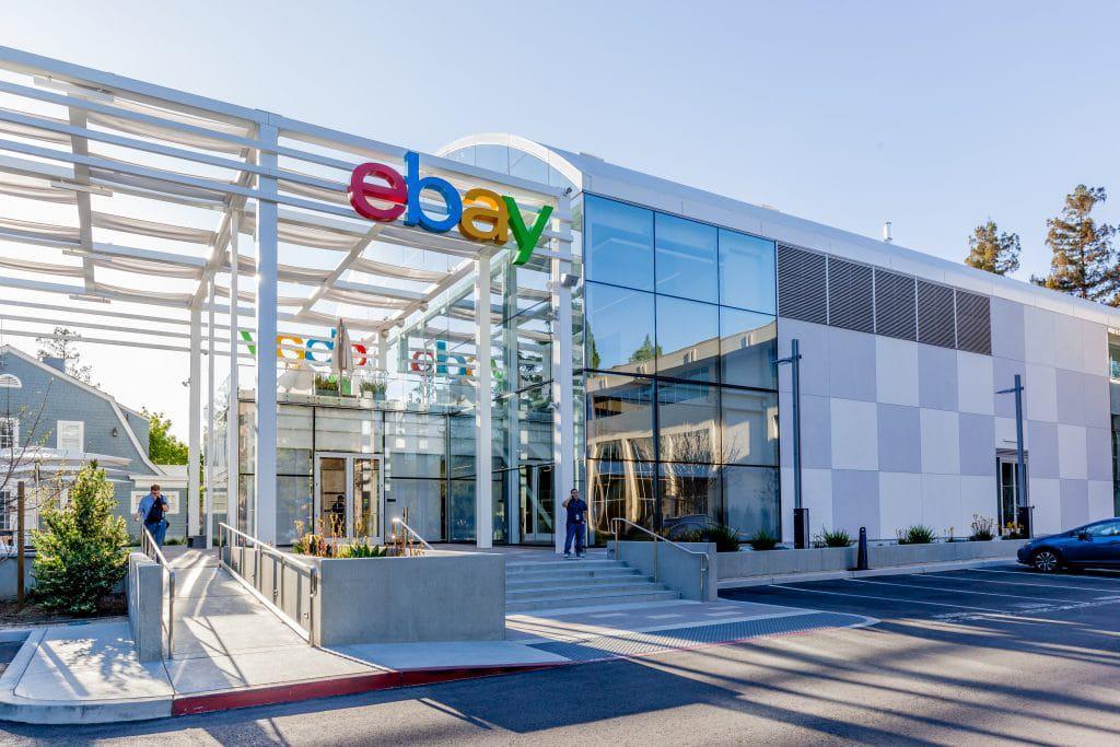 Prédio do eBay
