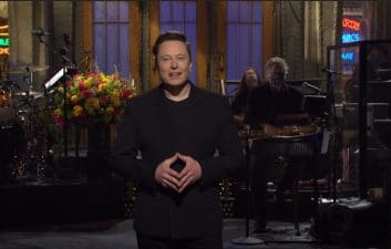 How was Elon Musk's participation in 'SNL'?