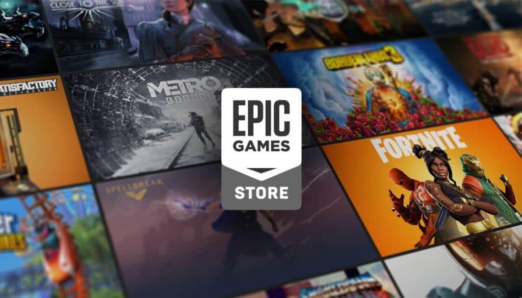Epic Games Store desembolsou mais de US$ 11 milhões para dar jogos de graça. Imagem: Epic Games/Divulgação