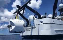 Pesquisadores prometem mapa do fundo dos oceanos para 2030