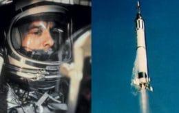 Smithsonian restaura primeiro traje de astronauta americano para exposição