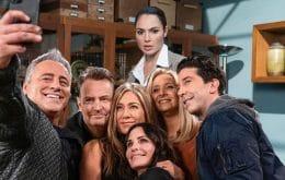 Audiência de 'Friends' quase supera 'Mulher-Maravilha 1984' na HBO Max
