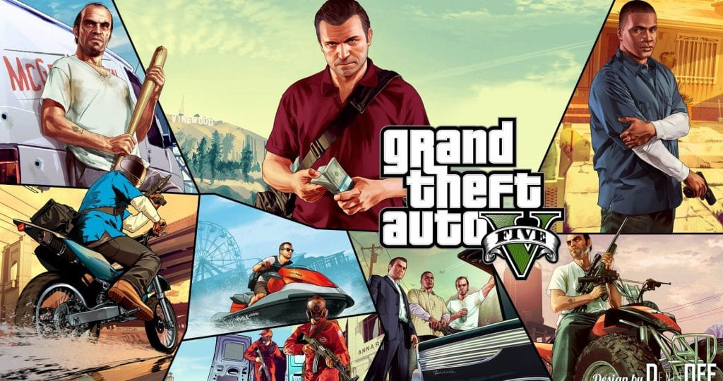 'GTA V' gets release date on PS5 and Xbox Series X / S. Image: Rockstar / Disclosure