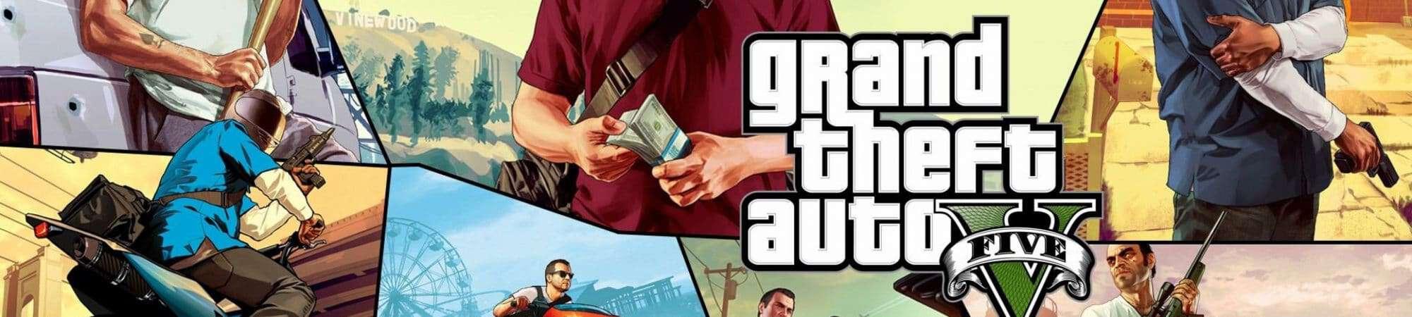 GTA V ganha data de lançamento no PS5 e Xbox Series X/S. Imagem: Rockstar/Divulgação