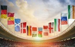 TikTok vai exibir jogos de futebol de seleções europeias em parceria com a TNT Sports
