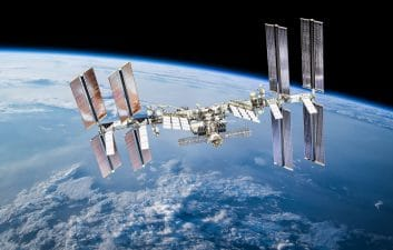 In the sky: this week the International Space Station can be seen from Brazil