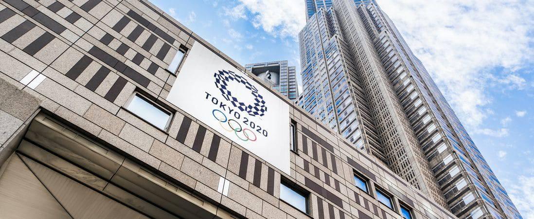 Olimpíadas no Japão