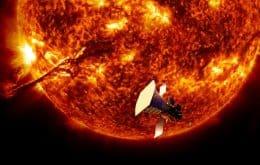 A 532 mil km/h : Nave da Nasa bate o recorde de velocidade em torno do Sol