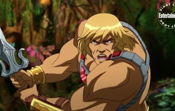 'Masters of the Universe: Revelation': new He-Man series has images released