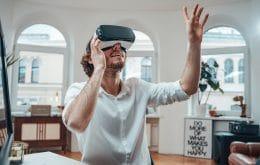 Pesquisadores desenvolvem projeto para tratar dores crônicas com tecnologia de jogos de VR
