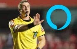 Alexa begins to clarify football rules with the start of the Brasileirão